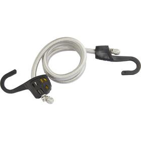 Masterlock Adjustable Steelcor Spanngummi 150 - 1.000 mm silber
